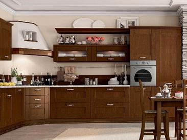 Кухня Malaga фабрики AlvaLine под заказ - цены и фото на FIERA.by ... | 275x366